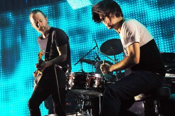 "Thom Yorke y Jonny Greenwood hicieron remix de ""Bloom"". Cusica plus"