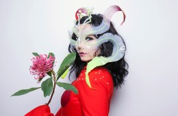 Björk trabaja en nuevo álbum de estudio. Cusica plus