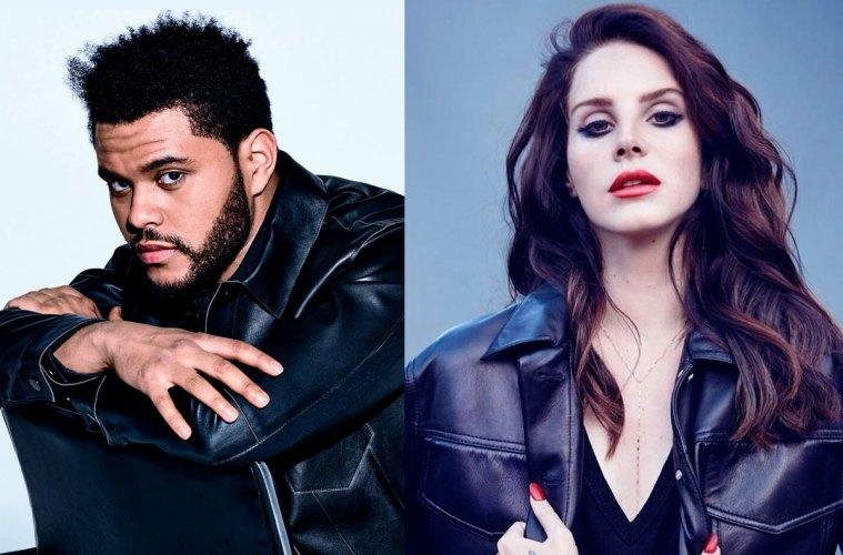 Lana del Rey y The Weeknd cantarán otro tema juntos. Cusica plus.