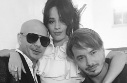 "J Balvin y Pitbull estrenan video de ""Hey Ma"" con Camila Cabello. Cusica plus"