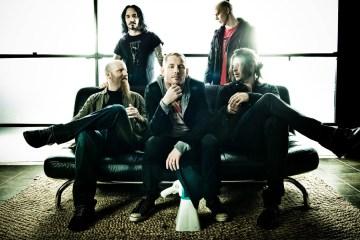 La banda de Corey Taylor Stone Sour presentó su nuevo álbum 'Hydrograd' el primer disco de la banda en 7 años.