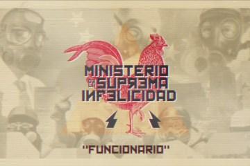 Ministerio de la Suprema Infelicidad lanza su primer reporte. Cusica plus.