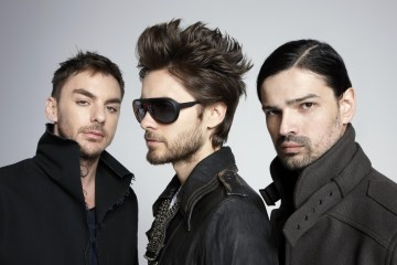 "Thirty Seconds To Mars vuelve con ""Walk On Water"". Cusica Plus."