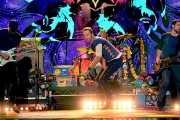Coldplay estrena nueva canción dedicada a las victimas del huracán Harvey. Cusica Plus.