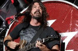 Dave Grohl quería grabar el nuevo disco de los Foo Fighters en vivo. Cusica Plus.