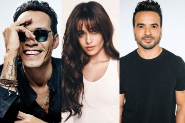 Rubén Blades, Luis Fonsi, Camila Cabello, Marc Anthony y más artista le canta a Puerto Rico. Cusica plus.