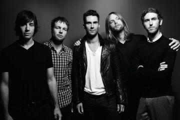 Maroon 5 da pistas de su nuevo disco 'Red Pill Blues'. Cusica plus.