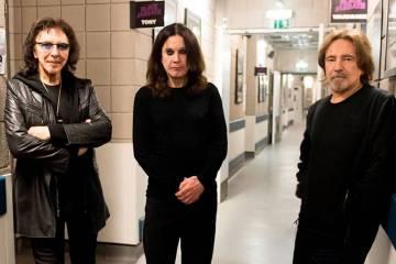 "Escucha a Black Sabbath interpretar ""Paranoid"" por última vez. cusica Plus"