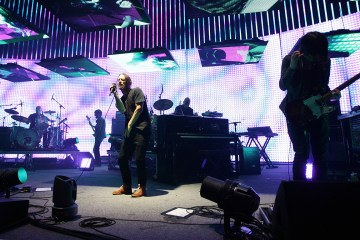 Radiohead saldrá de gira en sudamérica el año que viene. Cusica Plus