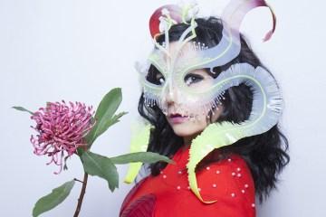 Conoce la nueva 'Utopia' de Björk. Cusica Plus.