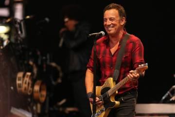 Bruce Springsteen le rinde tributo a los soldados norteamericanos con su nuevo sencillo. Cusica Plus.
