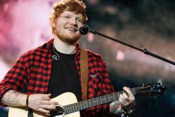El nuevo disco de Ed Sheeran estará inspirado en 'Nebraska' de Bruce Springsteen. Cusica Plus.