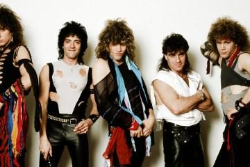 Bon Jovi reunirá a su alineación original para el Salón de la Fama del Rock. Cusica Plus.