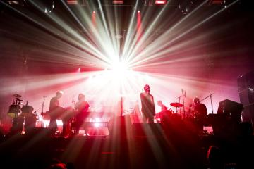 LCD Soundsystem comparte el video en vivo de Austin City Limits. Cusica Plus.