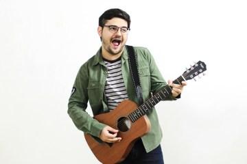 Ricardo Del Bufalo comparte su disco debut. Cusica Plus.