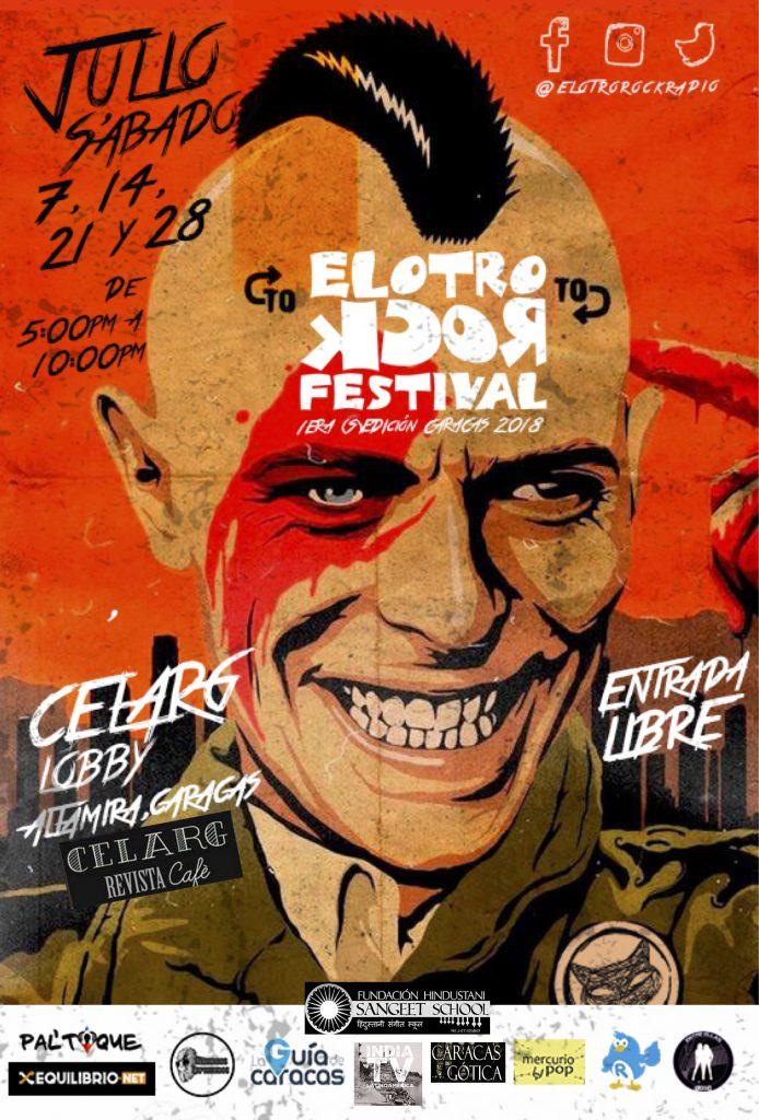 FLYER DEF 1 El Otro Rock Festival 1era Edicion 2018