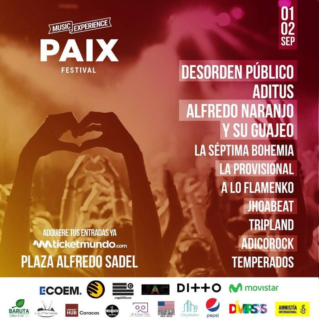 Paix Festival