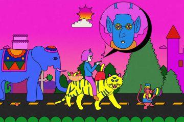LSD sigue deslumbrando con Thunderclouds. Cusica Plus.