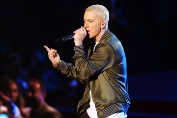 Eminem comparte un disco sorpresa 'Kamikaze'. Cusica Plus.