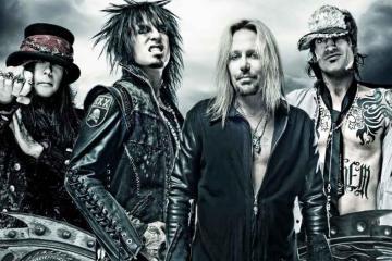Nikki Sixx y Tommy Lee de Motley Crüe están trabajando en nueva música. Cusica Plus.