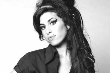 Comparten trailer del nuevo documental de Amy Winehouse. Cusica Plus.