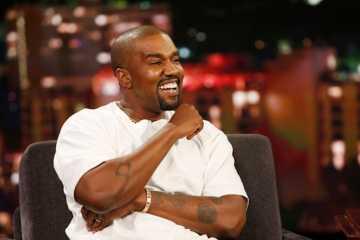 Kanye West fue el director creativo de los premios PornHub 2018. Cusica Plus.