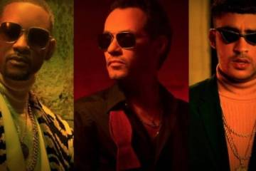 Bad Bunny, Marc Anthony y Will Smith, preparan un tema juntos. Cusica Plus.