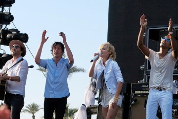 La agrupación Metric anuncia su nuevo disco 'Art Of Doubt'. Cusica Plus.