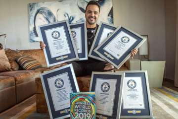"""Despacito"" de Luis Fonsi y Daddy Yankee, tiene siete récords Guinness. Cusica Plus."