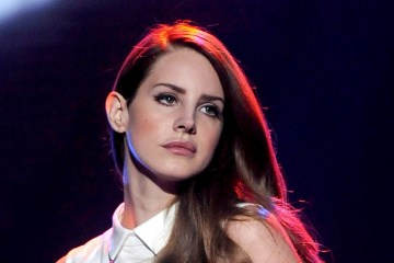 """Lana Del Rey comparte fragmento de su próximo sencillo """"Sylvia Plath"""". Cusica Plus."""
