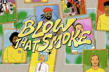 """Major Lazer y Tove Lo muestran su lado más jamaicano en """"Blow that Smoke"""". Cusica Plus."""