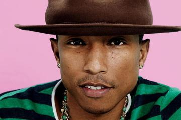 "Pharrell Williams amenaza a legalmente a Donald Trump por usar ""Happy"". Cusica Plus."