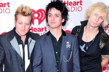 Green Day lleva su nombre a Marte. Cusica Plus.