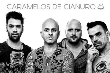 Caramelos de Cianuro compartirá tarima con Los Arctic Monkeys y Portugal. The Man en el Lollapalooza Chile. Cusica Plus.