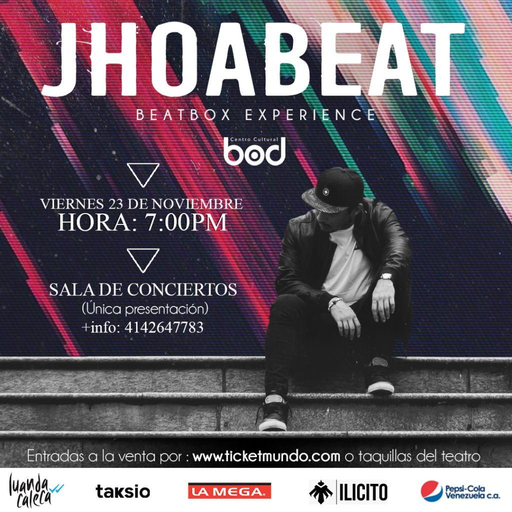 Jhoabeat Flyer
