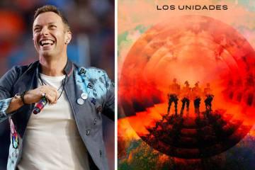 Parlophone Records presenta una nueva banda que posiblemente está conformada por integrantes de Coldplay. Cusica Plus.