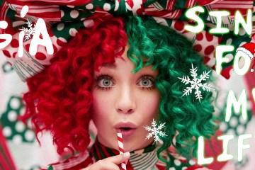 "SIA estrena su tema navideño ""Sing For My Life"". Cusica Plus."