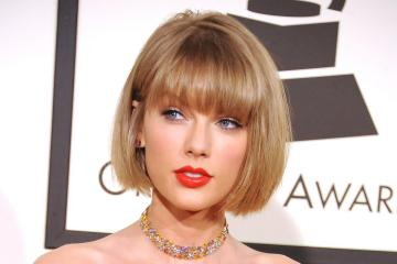 Taylor Swift fue la mujer más influyente de twitter, superando a Kim Kardashian. Cusica Plus.