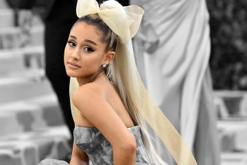 "Ariana Grande baja el ritmo en la balada ""Imagine"". Cusica Plus."