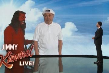 Dave Grohl hizo el papel de Satanás en el nuevo show de Jimmy Kimmel. Cusica Plus.