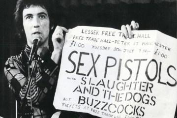 Fallece Pete Shelley vocalista de los legendarios The Buzzcocks. Cusica Plus.