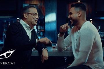 """Ronald Borjas se une con Gilberto Santa Rosa en su nuevo tema """"Ellas te van llevando"""". Cusica Plus."""