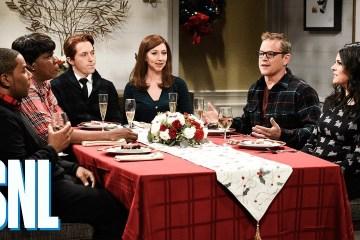 Weezer fue tema de debate en la nueva edición del Saturday Night Live. Cusica Plus.