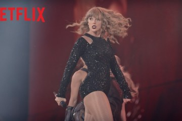 Taylor Swift estrenará documental de su 'Reputation Tour' en Netflix. Cusica Plus.