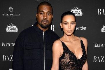 """Un nuevo hijo de Kanye West y Kim Kardashian """"viene en camino"""". Cusica Plus."""