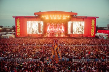 Twenty One Pilots, The 1975 y Foo Fighters encabezan el lineup del 'Reading & Leeds Festival'. Cusica Plus.