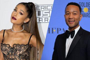Ariana Grande, Halsey y John Legend se presentarán en los premios iHeartRadio 2019. Cusica Plus.
