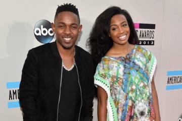 Kendrick Lamar y SZA no cantarán juntos en los premios Oscar. Cusica Plus.