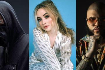 "Alan Walker, Farruko y Sabrina Carpenter estrenaron su nuevo tema ""On My Way"". Cusica Plus."