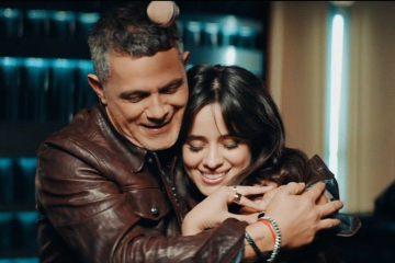 """Camila Cabello y Alejandro Sanz comparten su tema juntos titulado """"Mi persona favorita"""". Cusica Plus."""